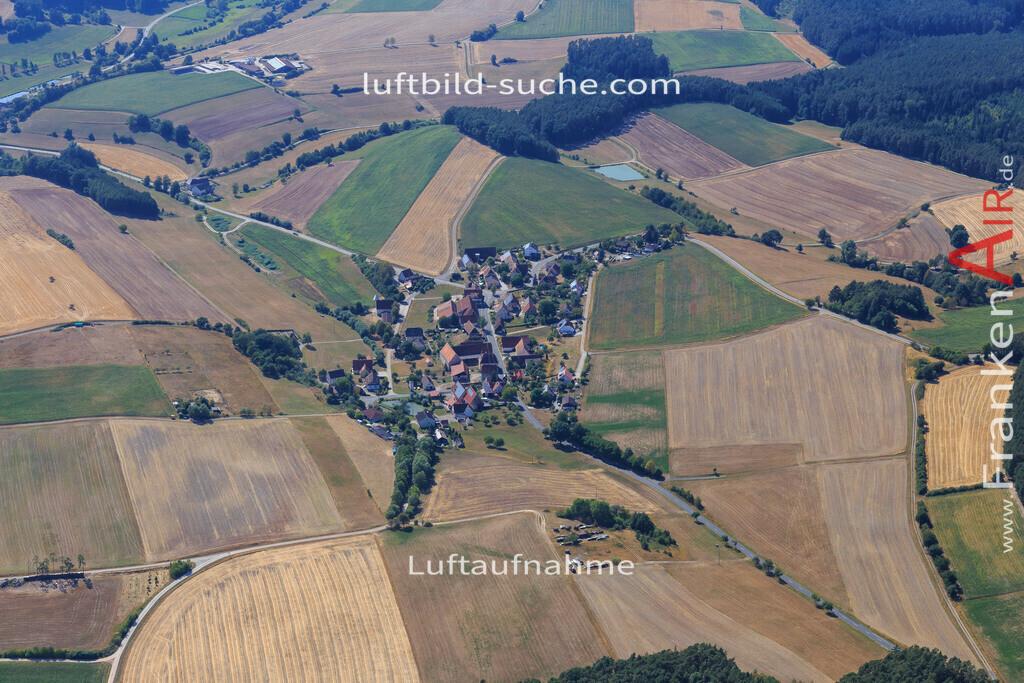 altershausen-muechsteinach-2015-1552 | Luftbild von Altershausen Muechsteinach - Luftaufnahme wurde 2015 von https://frankenair.de mittels Flugzeug (keine Drohne) erstellt - die Geschenkidee