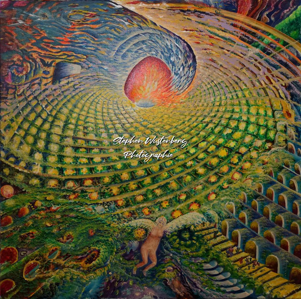 Gingel-0024 Enzyklopädie 2 | Roland Gingel Artwork @ Gravity Boulderhalle, Bad Kreuznach  Bilder dieser Galerie sind noch nicht im Verkauf. Wenn Sie Repros erwerben möchten, finden Sie diese in der Untergalerie