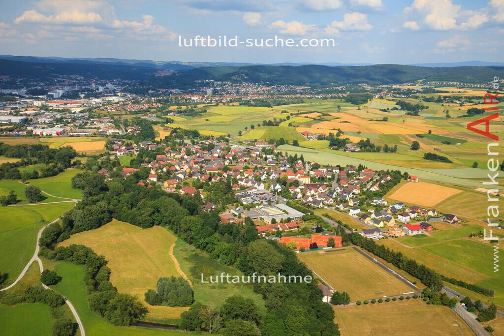 melkendorf-kulmbach-2014-3068 | Luftbild von Melkendorf Kulmbach - Luftaufnahme wurde 2014 von https://frankenair.de mittels Flugzeug (keine Drohne) erstellt - die Geschenkidee
