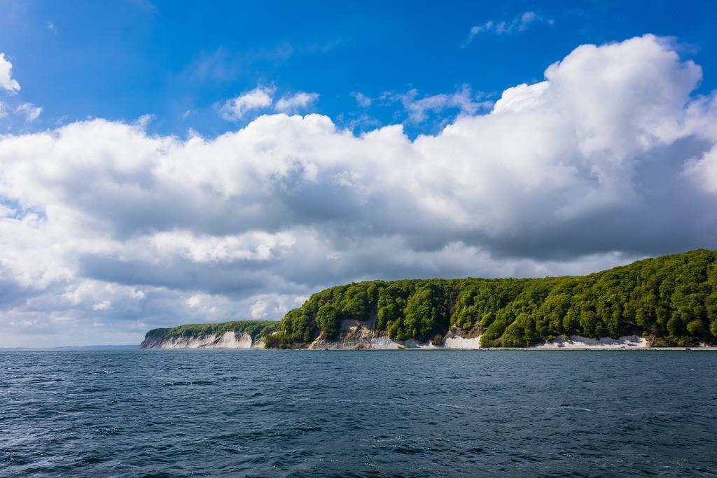 An der Küste der Ostsee auf der Insel Rügen   An der Küste der Ostsee auf der Insel Rügen.