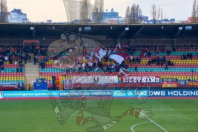 BFC Dynamo vs. FC Viktoria 89 005