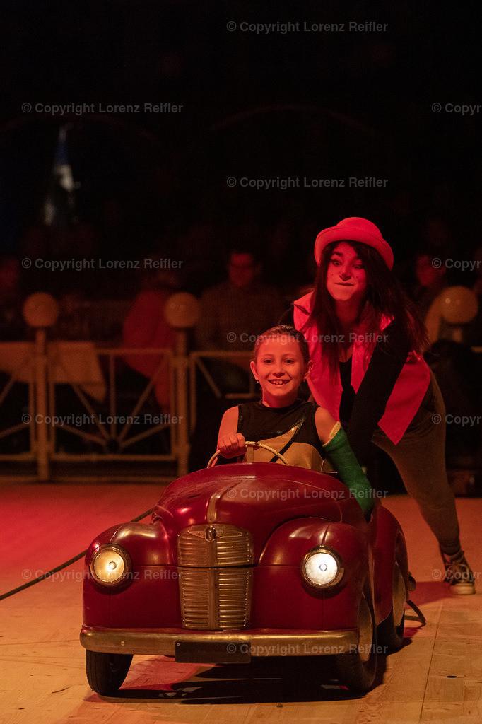 Turnen -  Zirkus GYMtasia Getu Waldstatt 2019 | Waldstatt, 16.11.19, Turnen - Zirkus GYMtasia Getu Waldstatt. (Lorenz Reifler)
