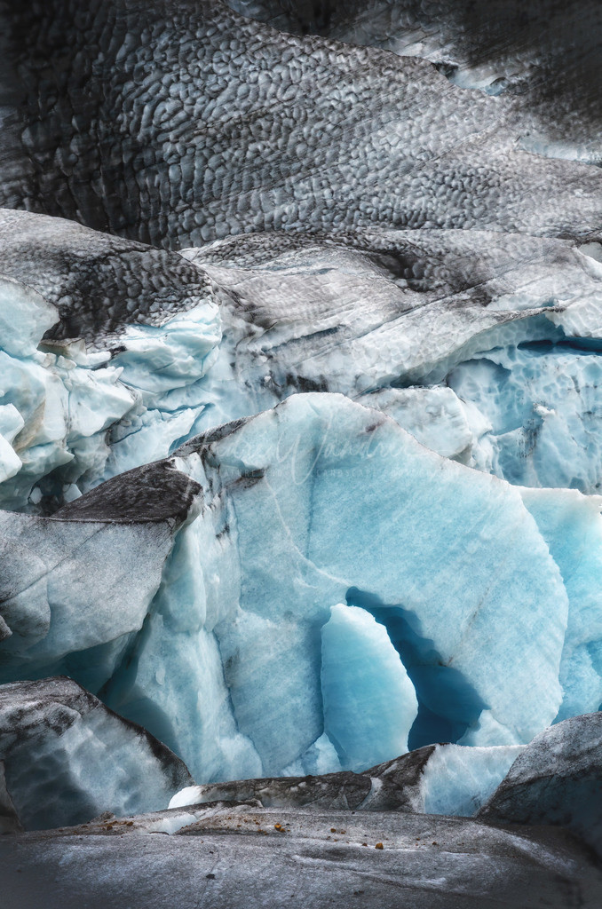 Tor ins Eis