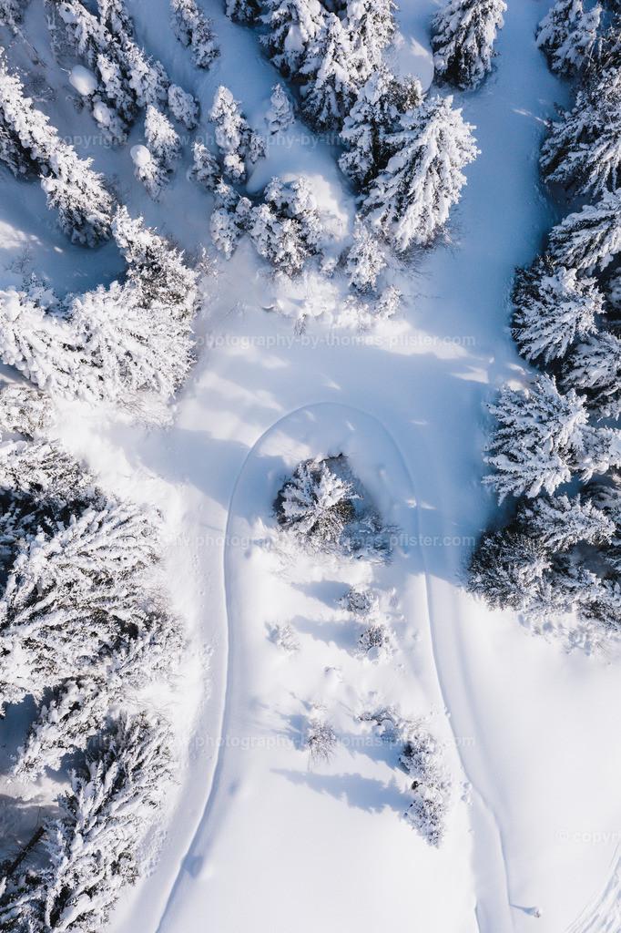 Tux Winterlandschaften-3