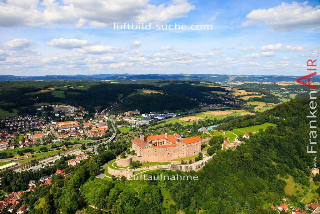 luftbild-kulmbach-2009-1427   Luftbild von  Kulmbach - Luftaufnahme wurde 2009 von https://frankenair.de mittels Flugzeug (keine Drohne) erstellt - die Geschenkidee