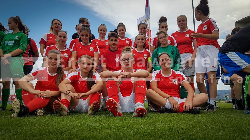 Fussball | Fussball, Coca Cola Cup 2019 at Akademie, Mattersburg on 16 June  2019. Photo: Ernst Krawagner