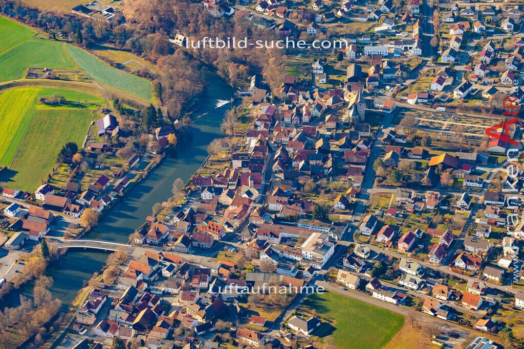 marktzeuln-19-34 | aktuelles Luftbild von  Marktzeuln - Luftaufnahme wurde 2019 von https://frankenair.de mittels Flugzeug (keine Drohne) erstellt.