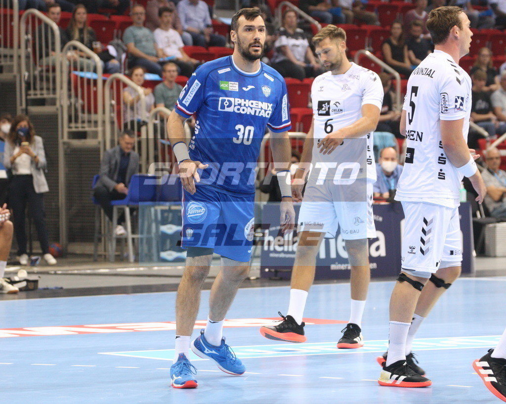 Handball Supercup | Gedeon Guardiola - © by K-Media-Sports / Sportfoto-Sale.de