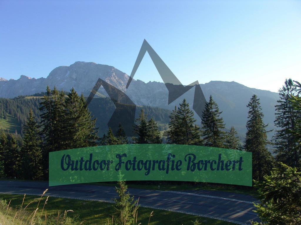 FIL4446 | Blick über Rossfelder Panorama Strasse, Blick auf Hoher Göll 2522 m ü.NN,  Berchtesgadener Land, Bayern