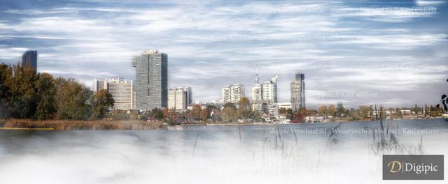 Panorama Alte Donau 2-Vorschaubild