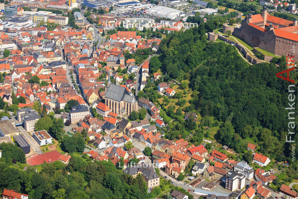 luftbild-kulmbach-2013-2558   Luftbild von  Kulmbach - Luftaufnahme wurde 2013 von https://frankenair.de mittels Flugzeug (keine Drohne) erstellt - die Geschenkidee