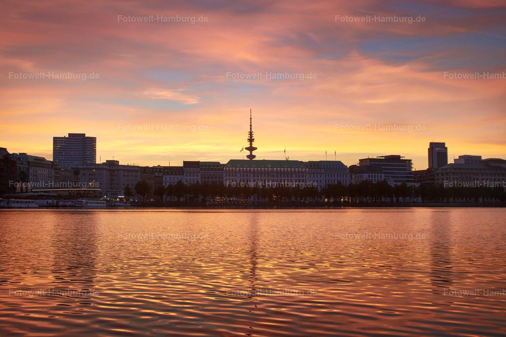 11549476 - Alster Sunset