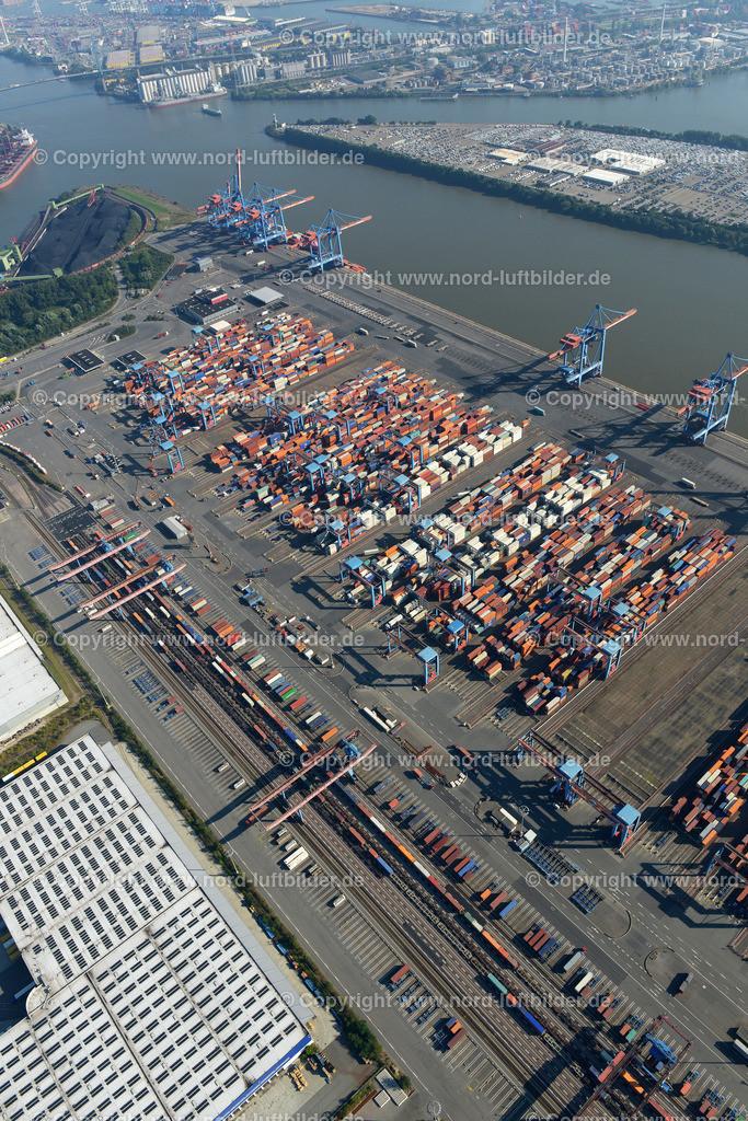Hamburg Altenwerder HHLA_ELS_4007120916 | Hamburg - Aufnahmedatum: 12.09.2016, Aufnahmehöhe: 460 m, Koordinaten: N53°29.991' - E9°55.676', Bildgröße: 4687 x  7022 Pixel - Copyright 2016 by Martin Elsen, Kontakt: Tel.: +49 157 74581206, E-Mail: info@schoenes-foto.de  Schlagwörter:Hamburg,Altenwerder,Hafen,AutomatisierterHafen,Elbe,Luftbild,Luftbilder, Martin Elsen