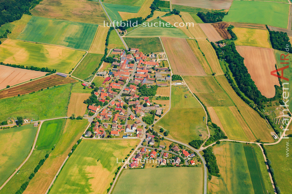obernesselbach-neustadt-2015-69 | Luftbild von Obernesselbach Neustadt - Luftaufnahme wurde 2015 von https://frankenair.de mittels Flugzeug (keine Drohne) erstellt - die Geschenkidee