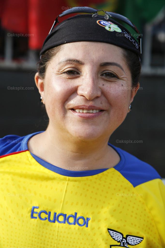 Ecuador - Frau - Portrait