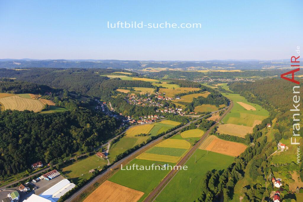 kulmbach-2015-1789 | Luftbild von  Kulmbach - Luftaufnahme wurde 2015 von https://frankenair.de mittels Flugzeug (keine Drohne) erstellt - die Geschenkidee