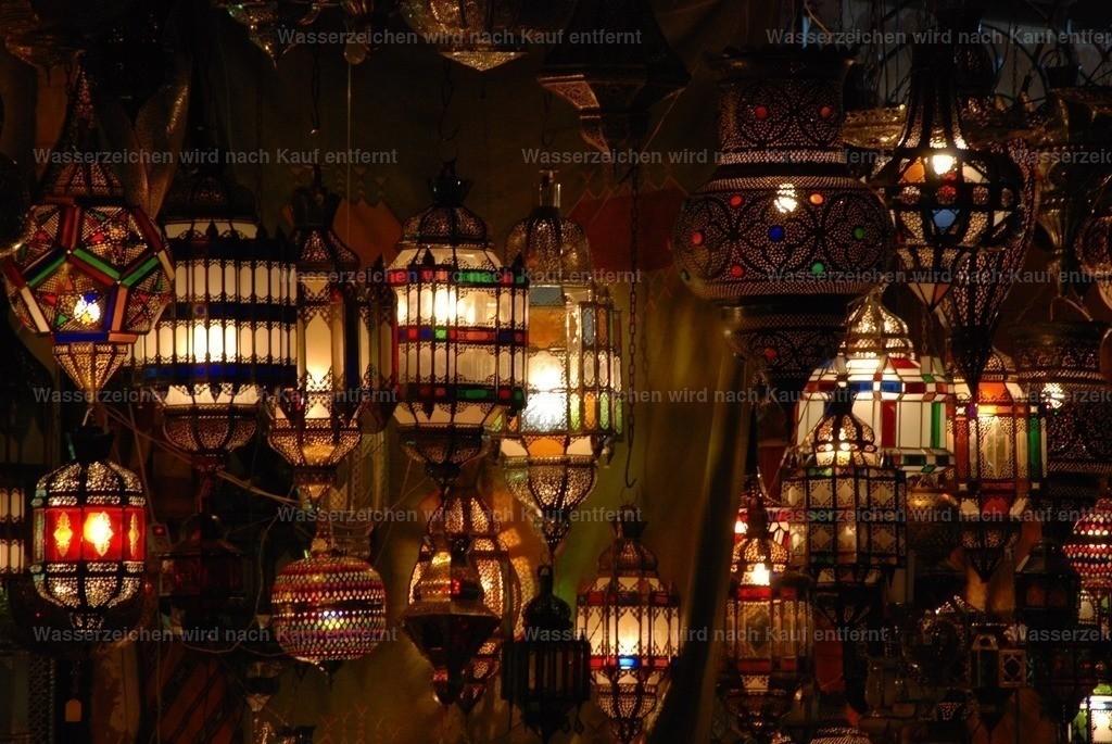 Traditionelle marokkanische Lampen   Traditionelle marokkanische Lampen
