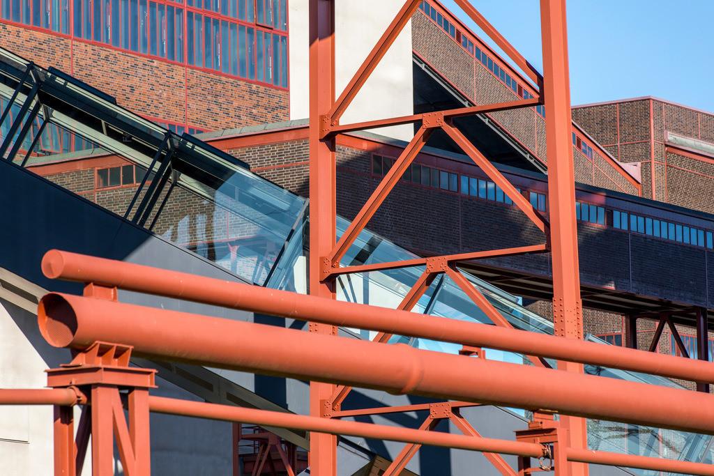 JT-170109-623 | Zeche Zollverein in Essen, UNESCO Welterbe, die Kohlenwäsche mit dem Ruhrmuseum,