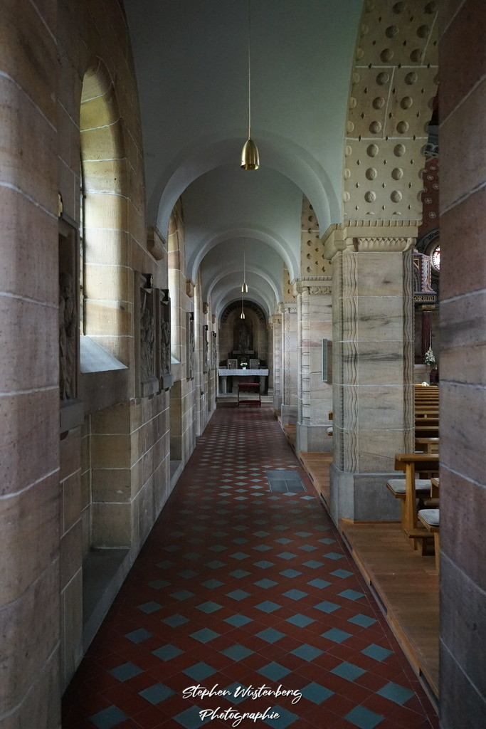 DSC04749 | Innenaufnahmen der kath. Pfarrkirche St.Sebstian in Rockenhausen