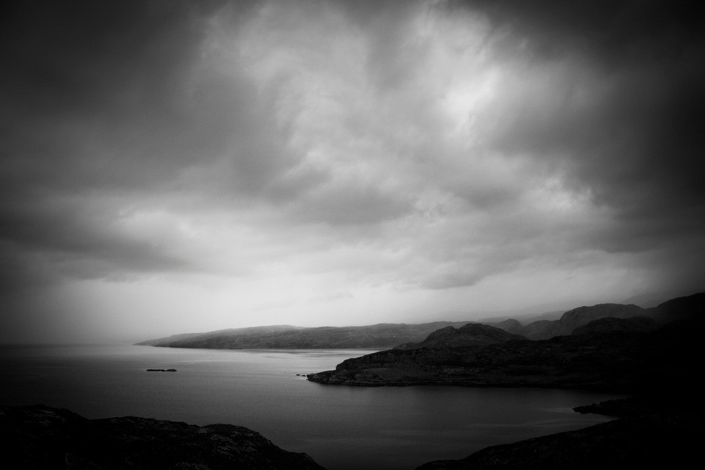 by the loch | Views from Applecross Peninsula, Highlands, Scotland.