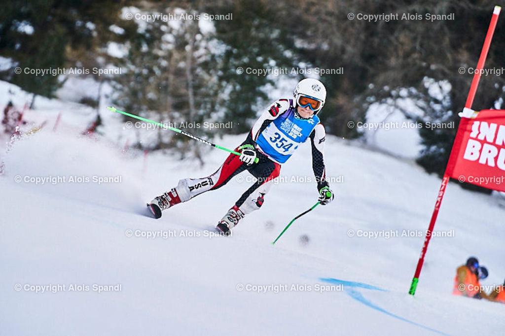 ALS5435_WWMG_GS-II_C | (C) FotoLois.com, Alois Spandl, WinterWorldMastersGames 2020 Innsbruck, Giant Slalom-II Gruppe C Damen, Patscherkofel Olympiaabfahrt, Mi 15. Jänner 2020.