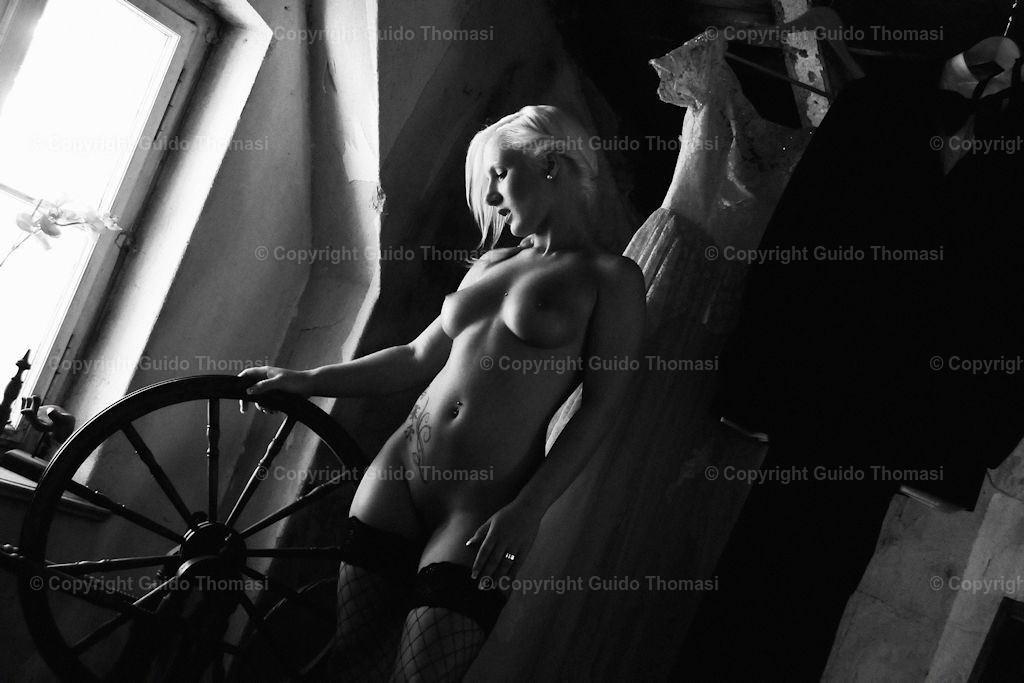 Das Spinnrad  | Eins meiner Lieblingsfotos .