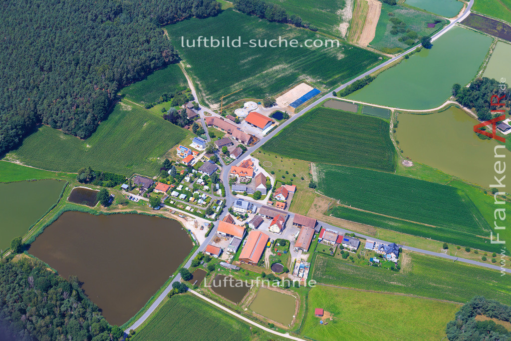 dannberg-hessdorf-17-4877 | Luftbild von Dannberg Hessdorf - Luftaufnahme wurde 2017 von https://frankenair.de mittels Flugzeug (keine Drohne) erstellt - die Geschenkidee