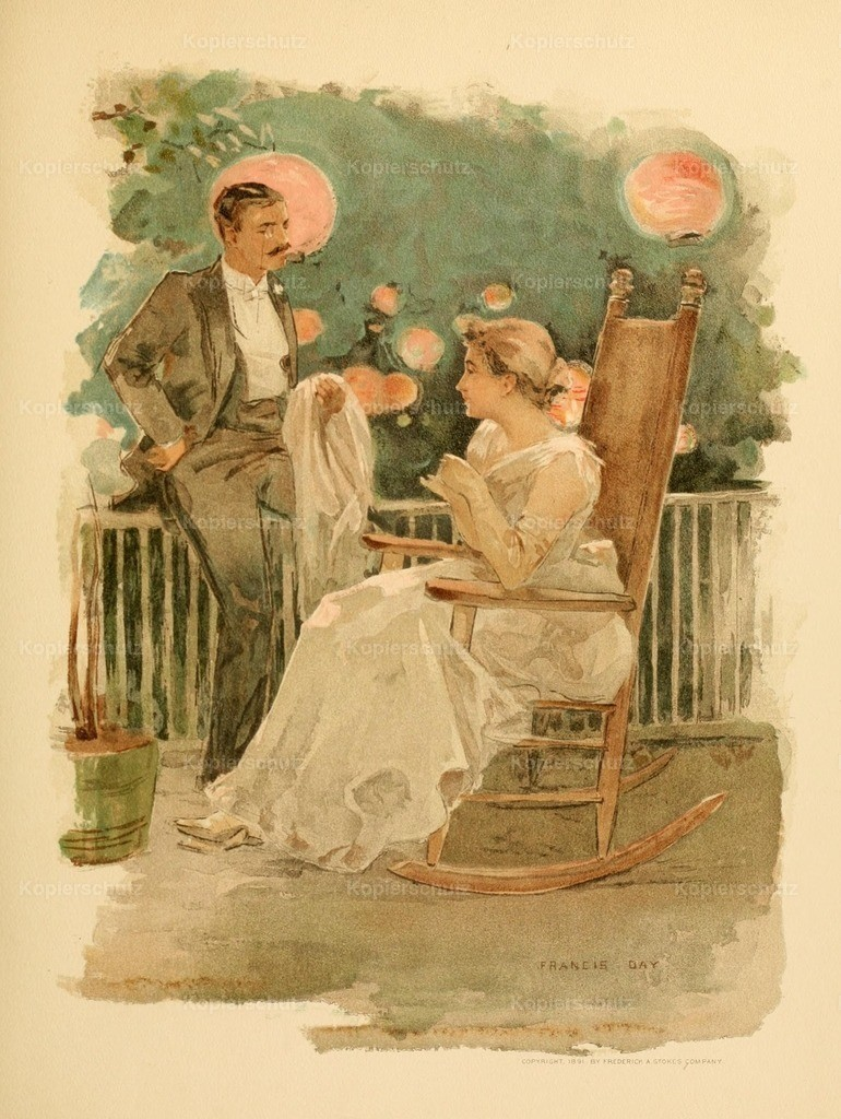 Day_ Francis (1863-1942) - Point Lace _ Diamonds 1891 - Just one chair