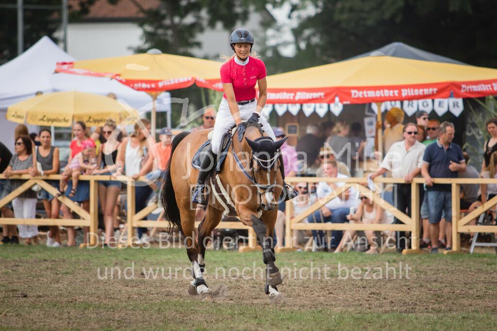 LC_Sonntag_S-Spr-19 | Lopshorn Classics 2018, Springprf. Kl.S* m.Siegerrunde