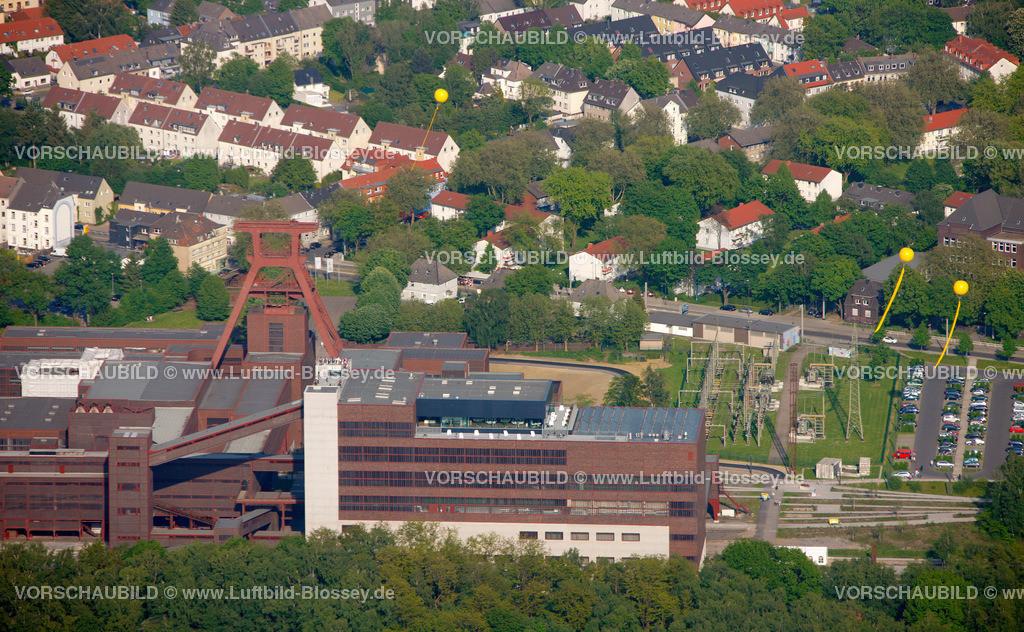 ES10056430 | Zollverein 12/6/8 Weltkulturerbe, Schachtzeichen ruhr2010,  Essen, Ruhrgebiet, Nordrhein-Westfalen, Deutschland, Europa, Foto: hans@blossey.eu, 22.05.2010