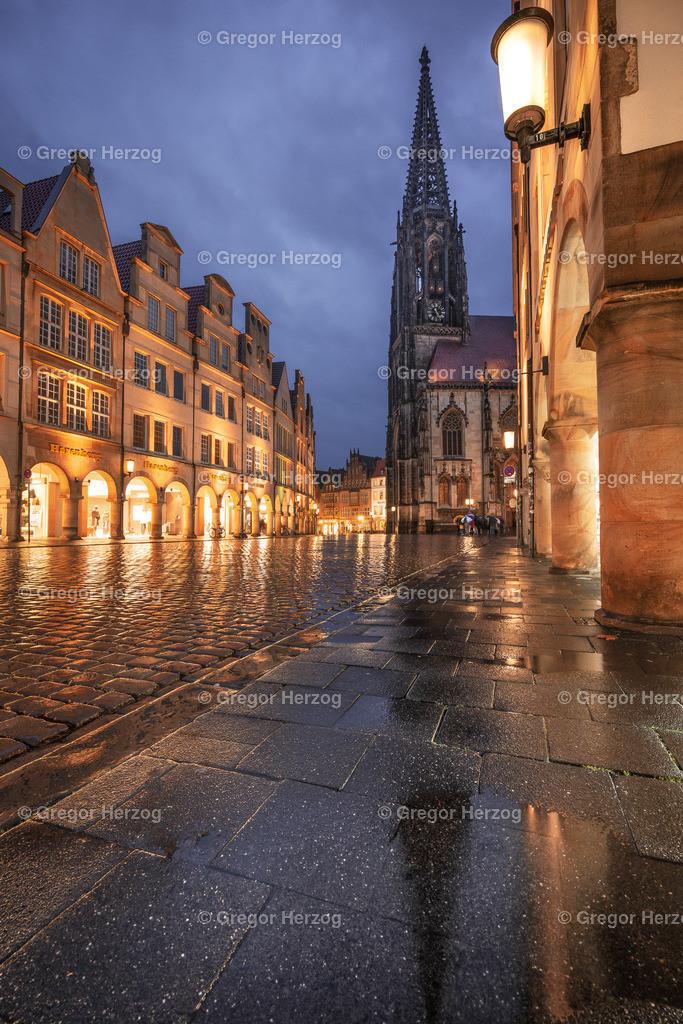 Der zweite Blick | Münster Prinzipalmarkt im November 2018