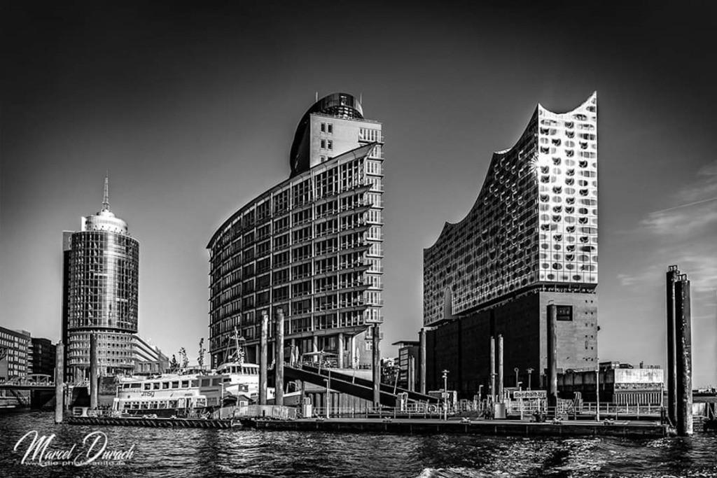 Die Elbphilharmonie  | Die Elbphilharmonie in Hamburg