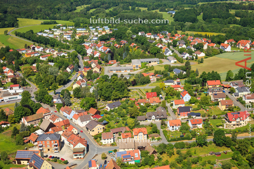luftbild-thurnau-2014-3004 | Luftbild von  Thurnau - Luftaufnahme wurde 2014 von https://frankenair.de mittels Flugzeug (keine Drohne) erstellt - die Geschenkidee