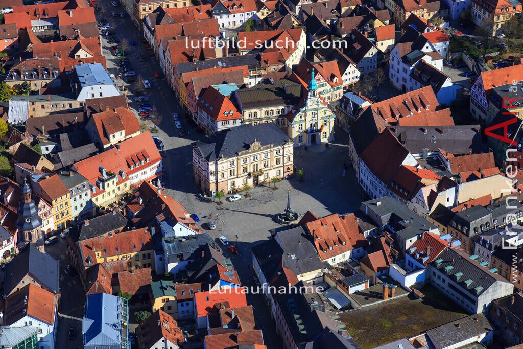 kulmbach-2016-3219   Luftbild von  Kulmbach - Luftaufnahme wurde 2016 von https://frankenair.de mittels Flugzeug (keine Drohne) erstellt - die Geschenkidee
