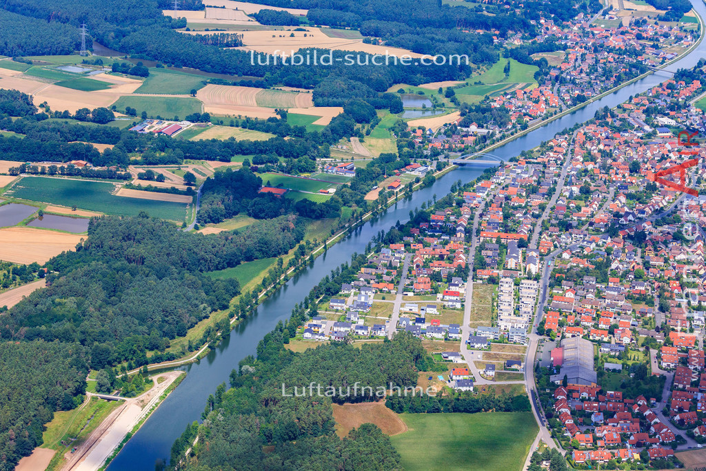 luftbild-moehrendorf-17-4865 | Luftbild von  Moehrendorf - Luftaufnahme wurde 2017 von https://frankenair.de mittels Flugzeug (keine Drohne) erstellt - die Geschenkidee