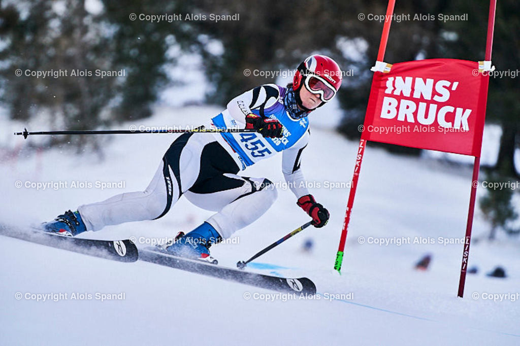ALS5957_WWMG_GS-II_C | (C) FotoLois.com, Alois Spandl, WinterWorldMastersGames 2020 Innsbruck, Giant Slalom-II Gruppe C Damen, Patscherkofel Olympiaabfahrt, Mi 15. Jänner 2020.
