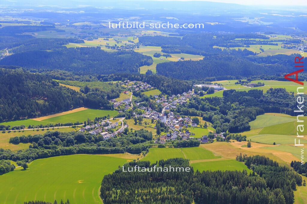 grafengehaig-2016-3675 | Luftbild von  Grafengehaig - Luftaufnahme wurde 2016 von https://frankenair.de mittels Flugzeug (keine Drohne) erstellt - die Geschenkidee