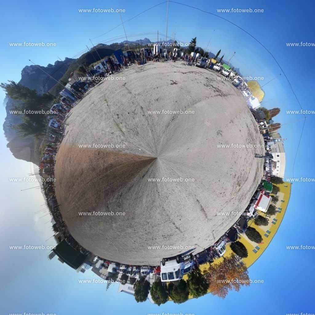 360_ Rastro El Verger 13_12_2020 | Rundblick auf den Rastro el Verger 2.0, Panorama en el rastro el verger 2.0