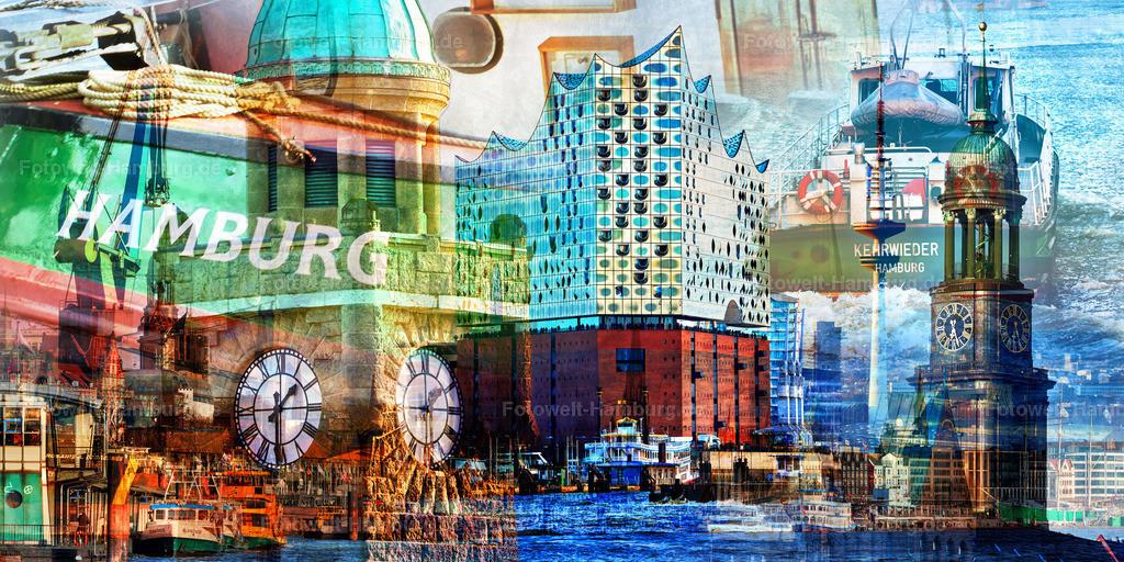 11978535 - Hamburg Collage 006