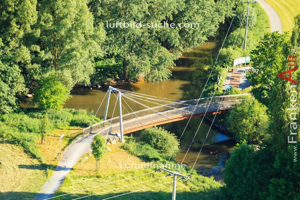 main-zusammenfluss-kulmbach-2014-3000 | Luftbild von Main-zusammenfluss Kulmbach - Luftaufnahme wurde 2014 von https://frankenair.de mittels Flugzeug (keine Drohne) erstellt - die Geschenkidee