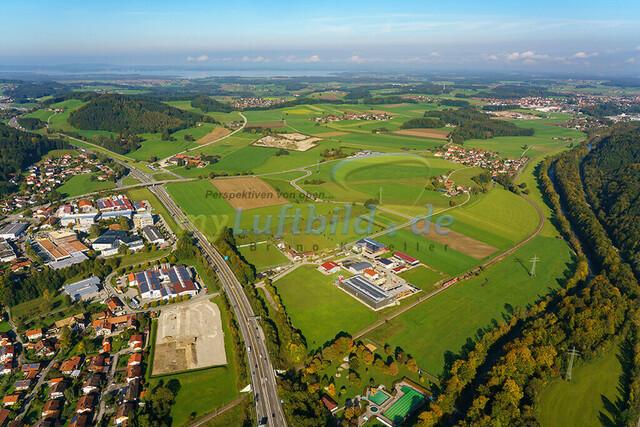 luftbild-siegsdorf-bruno-kapeller-08 | Luftaufnahme von Siegsdorf im Herbst 2018