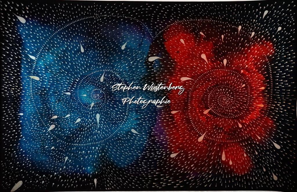 Ying und Yang 2 | Roland Gingel Artwork @ Gravity Boulderhalle, Horst und Margit Heieck, Bad Kreuznach