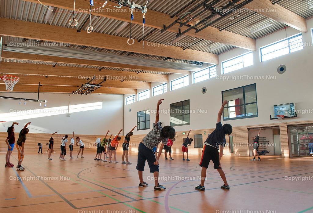Goethe_5 | 0909,neue Turnhalle Goethegymnasium Bensheim, Bild: Thomas Neu