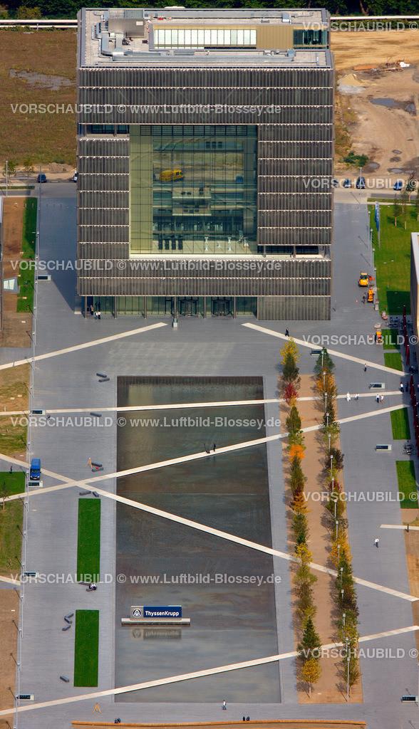 ES10098903 | ThyssenKrupp Hauptverwaltung Essen, Firmenzentrale,  Essen, Ruhrgebiet, Nordrhein-Westfalen, Germany, Europa
