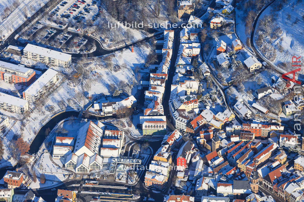 luftbild-kulmbach-2016-5954   Luftbild von  Kulmbach - Luftaufnahme wurde 2016 von https://frankenair.de mittels Flugzeug (keine Drohne) erstellt - die Geschenkidee