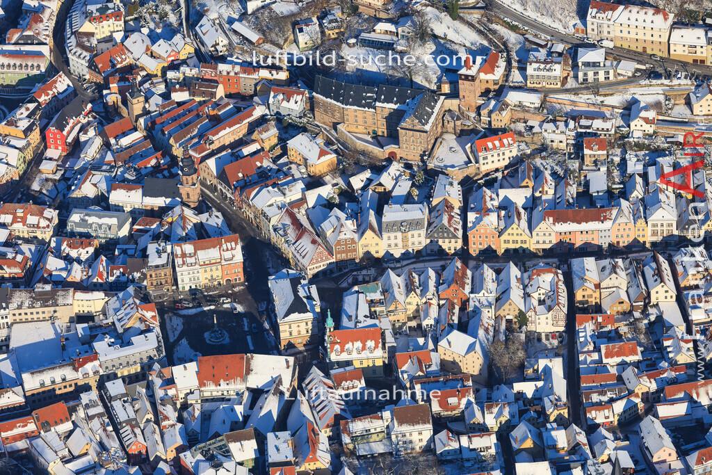 luftbild-kulmbach-2016-5947   Luftbild von  Kulmbach - Luftaufnahme wurde 2016 von https://frankenair.de mittels Flugzeug (keine Drohne) erstellt - die Geschenkidee