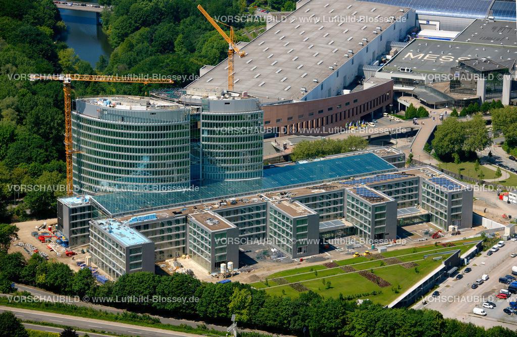 ES10060534 | EON Ruhrgas Hauptverwaltung Essen, Essen, Ruhrgebiet, Nordrhein-Westfalen, Germany, Europa, Foto: hans@blossey.eu, 03.06.2010