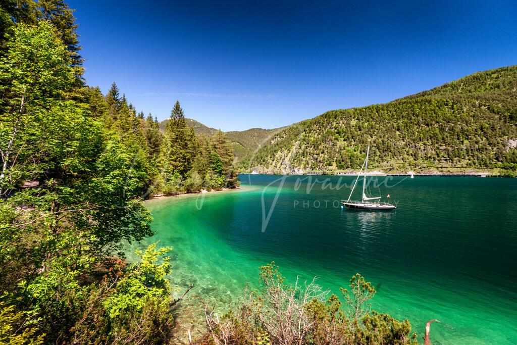 Achensee | Fast karibisch anmuntendes Wasser am Achensee