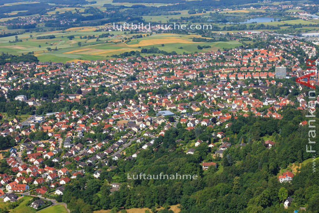 weiher-kulmbach-2013-42   Luftbild von Weiher Kulmbach - Luftaufnahme wurde 2013 von https://frankenair.de mittels Flugzeug (keine Drohne) erstellt - die Geschenkidee
