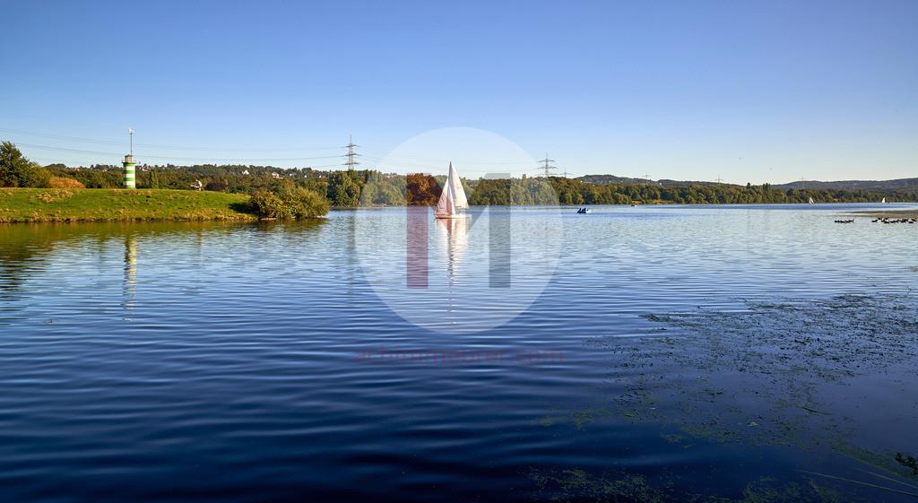 Freizeit & Erholung am Kemnader See in Bochum, Ruhrgeb